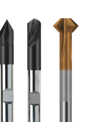 Chamfering tools and reamers